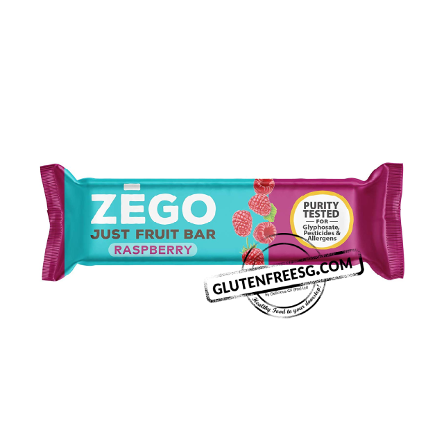ZEGO Just Fruit Bar Raspberry