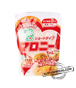 Japanese Maloney Potato Starch Short Noodle 100g