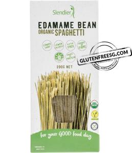 Slendier Organic Edamame Bean Spaghetti
