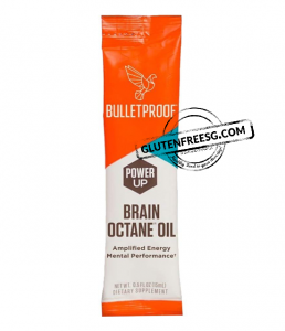 Bulletproof Brain Octane Oil Go Pack