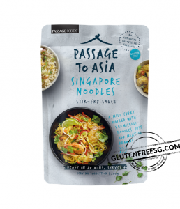 Passage Foods Singapore Noodles Stir Fry Sauce 200g