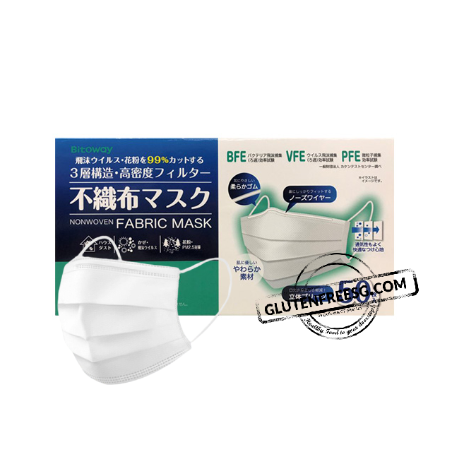 Japanese Kids Surgical Mask (1 piece)