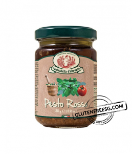 Rustichella Red Pesto Sauce 130g