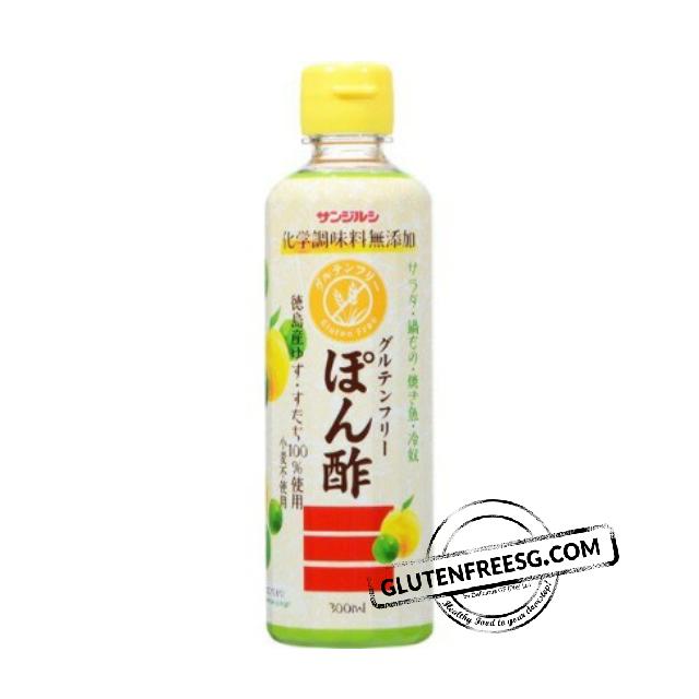 Japanese Gluten Free Ponzu Vinegar 300ml