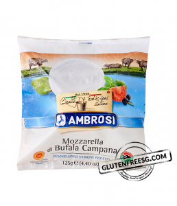 Ambrosi Buffalo Mozzarella DOP 125g