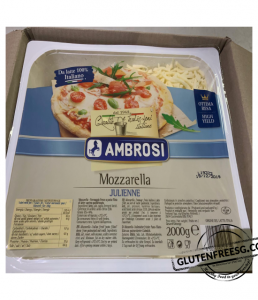Ambrosi Mozzarella Julienne Cheese