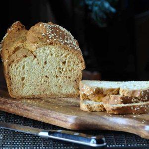 gfJules Sandwich Bread Miix