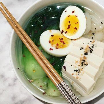 Miracle Noodle Soup