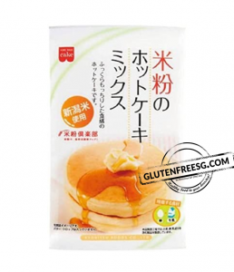 Japanese Rice Flour Hot Cake Mix 200g