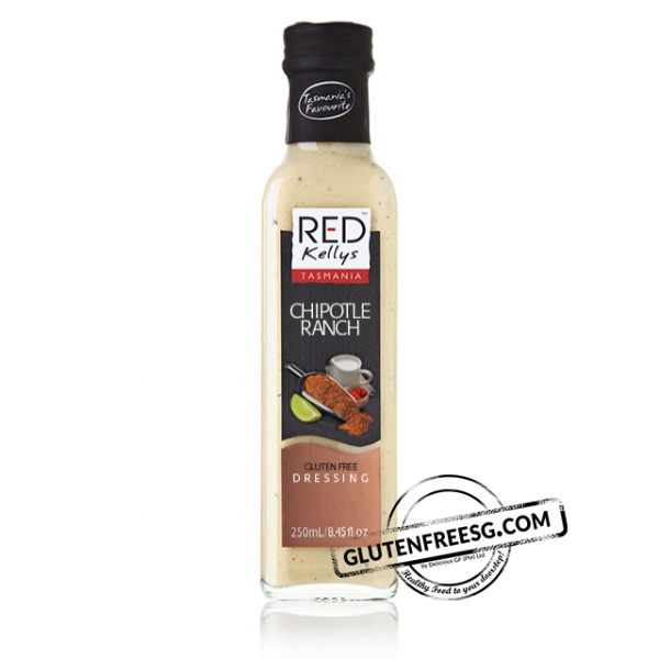 Red Kelly's Tasmania Chipotle Ranch Dressing 250ml