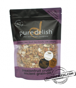 Pure Delish Passionfruit Crunch Ancient Grain-ola