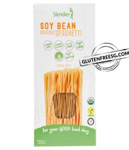 Slendier Soy Bean Organic Spaghetti 200g