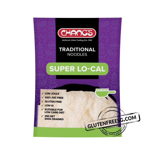 Chang's Traditional Super Lo-Cal Noodles 390g