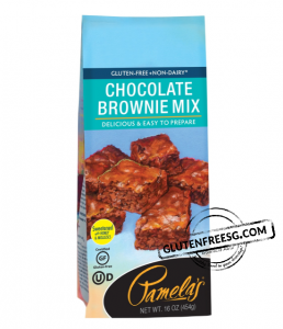 Pamela's Gluten Free Chocolate Brownie Mix