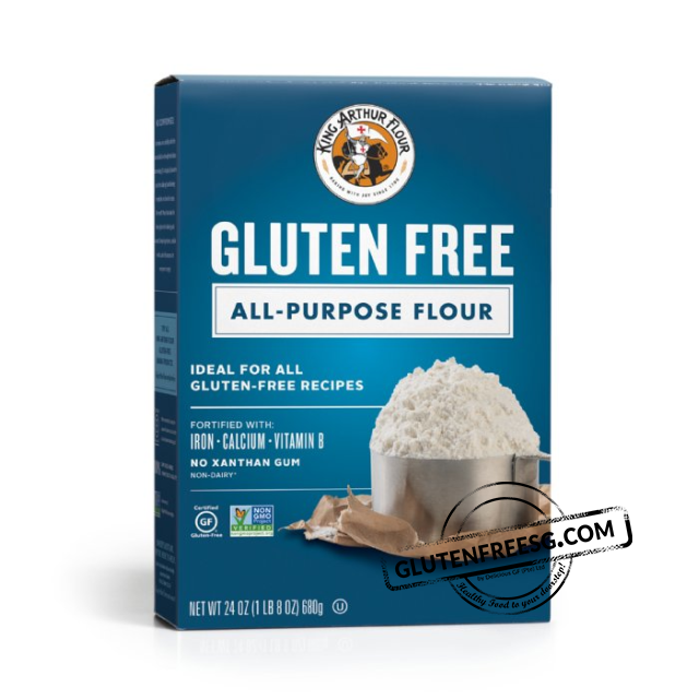 King Arthur Flour Gluten Free All Purpose Flour 680g