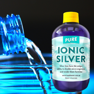 Ten Ways to Use HealthWest Ionic Silver