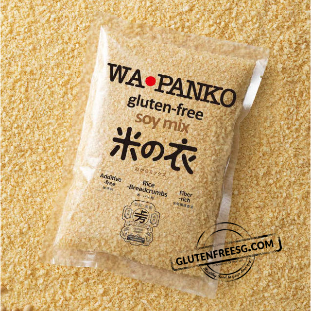 Japanese Additive Free Soy Mix WA Panko 200g
