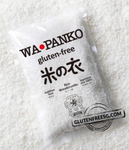 Japanese Additive Free WA-Panko