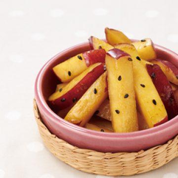 Sweet Potato Snack