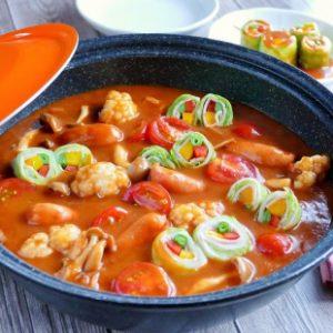Tomato Hot Pot