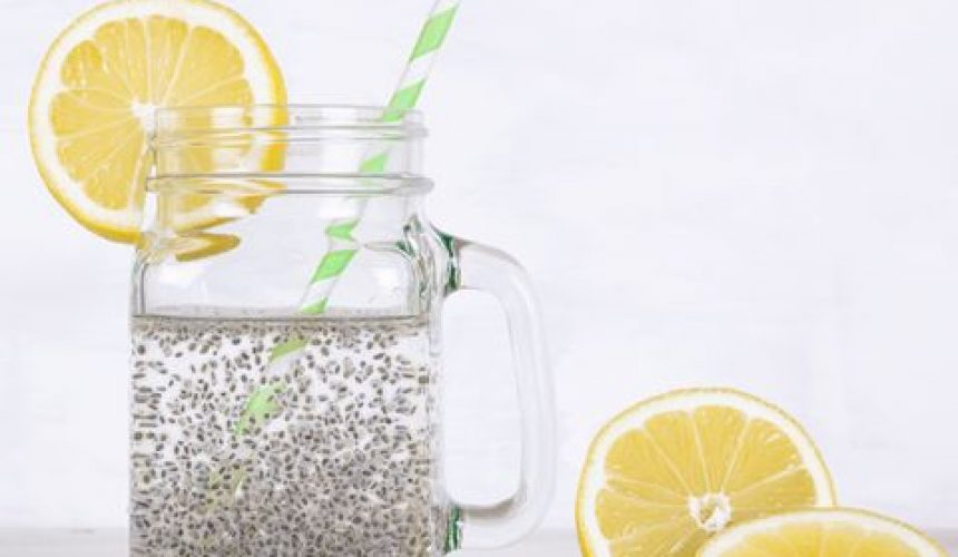 Nutritious Chia Seed Drink