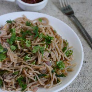 Healthy Tapioca Millet Noodles